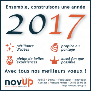 Voeux 2017 - Novup