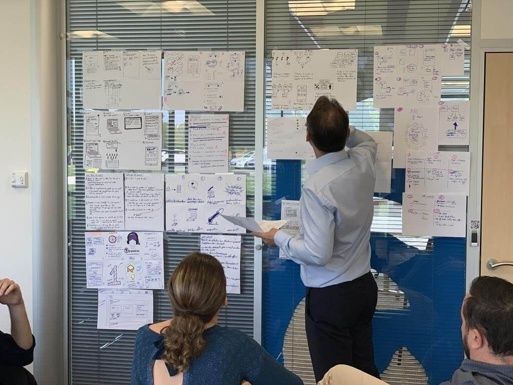 Design Sprint Diagflux BPVF
