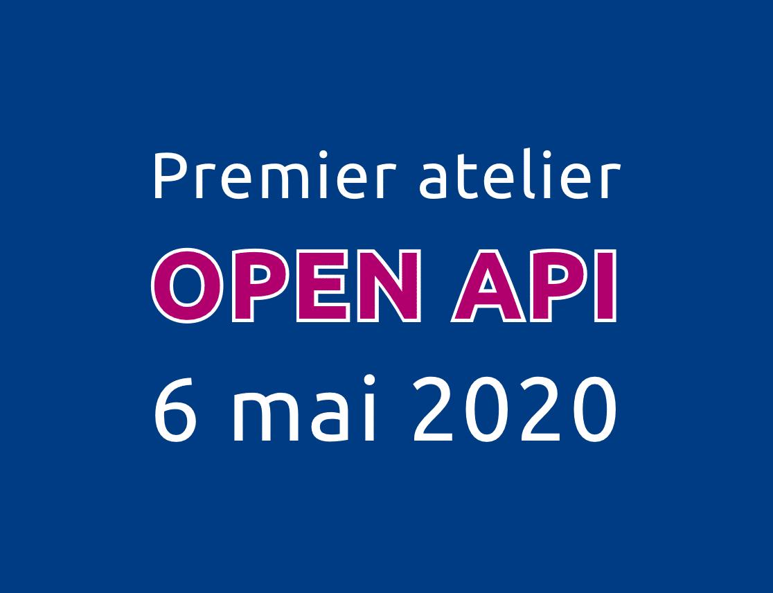 Premier Atelier Open API
